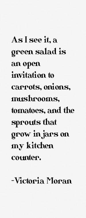 Victoria Moran Quotes & Sayings