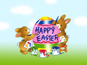 Happy Easter All My Fans easter