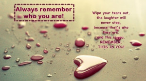Quotes Remember
