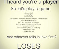 lets #play #a #game #player #sweet #talk #insta #quote #lose #game # ...