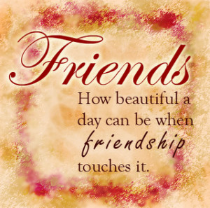 Friends Quotations and pics