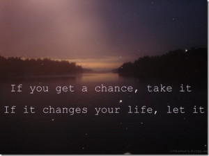 quotes and sayings about change in life