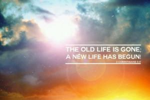 New life!