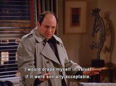 George Costanza. Seinfeld More