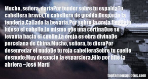 Favorite Jose Marti Quotes
