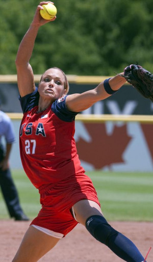 Softball Quotes By Jennie Finch http://www.sodahead.com/fun/who-is-the ...