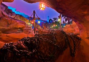 Little Mermaid Ride Disney World