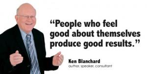 Ken Blanchard on Employee Productivity
