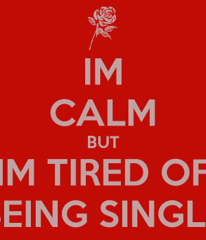 Tired Of Being Alone Quotes Tumblr Picture