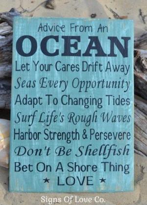 ... Wedding Beach, Beach Decor, Beach Quotes, The Ocean, Beach Signs