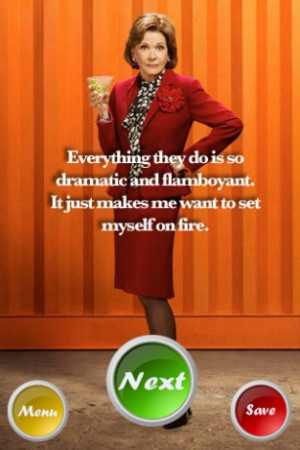all the funny crass quotes from arrested development s lucille bluth ...