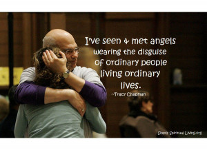 Angels Among Us Quote