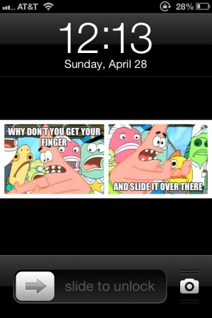 Funny Lock Screen Quotes