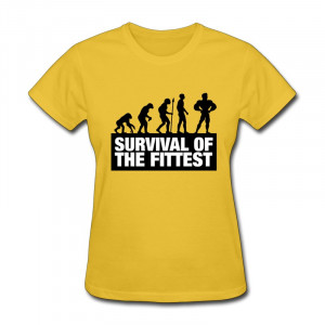 Cool T Shirt Quotes Good-quality-o-neck-ladys-tee- ...