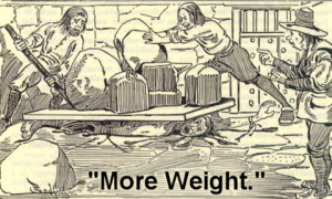 More weight