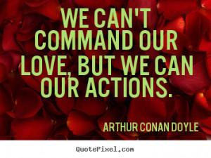 Arthur Conan Doyle's Famous Quotes