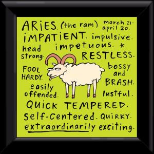 Aries (nasty)