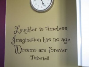Tinkerbell Quotes And Sayings That tinkerbell was pretty