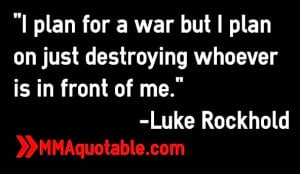 prepare for a war but I plan on just destroying whoever is in front ...