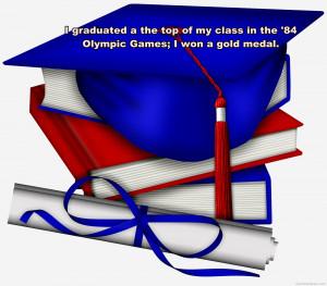 New cute graduation quote 2015