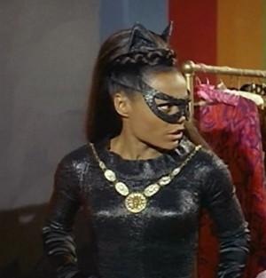 The Catwoman (Eartha Kitt)