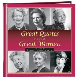 Great Quotes from Great Women Gift Book (781126)