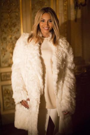 Ciara And Future Spotted