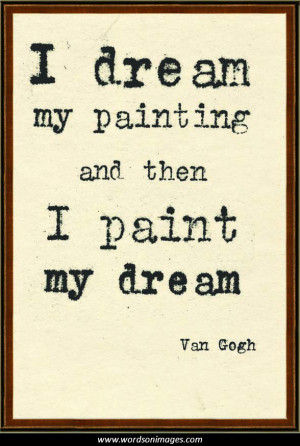 Famous artist quo...