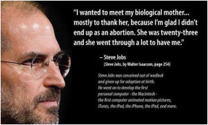 Steve Jobs and Anticipating Who Will Change the World