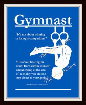 gymnastics quotes motivational