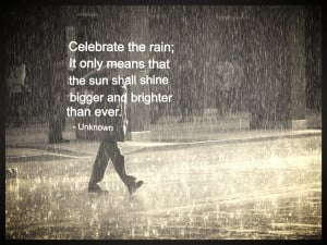 Rainy Day Quote Quotes