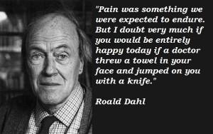 Roald dahl famous quotes 3