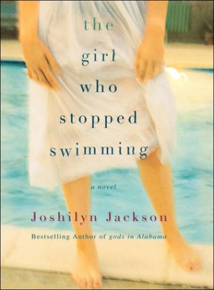 """Start by marking """"The Girl Who Stopped Swimming"""" as Want to Read:"""