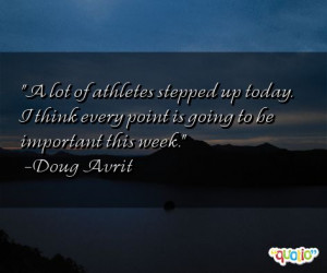 Famous Athlete Quotes