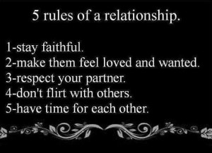 rules of relationship rules of relationship rules in relationship ...