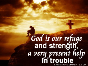 Bible Verse OTD: Being Strong