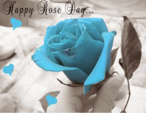 Happy Rose Day Messages, SMS, Greetings, Wishes, Quotes 2014