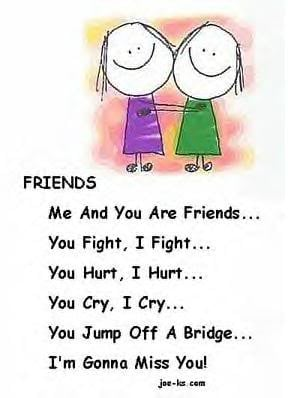 Best Friend Poems That Make You Cry For Girls 2 girls - friendship ...
