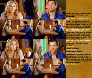 psych quotes shawn and juliet