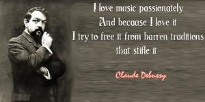 Claude Debussy Sayings, Quotes Images 6
