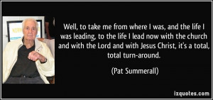 More Pat Summerall Quotes