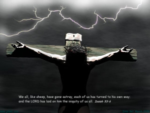 Crucifixion - Separation - End Of The World Predictions
