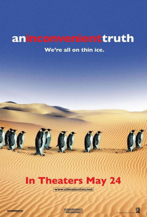 Inconvenient Truth movie poster