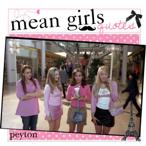 fashion mean girls outfits mean girls quotes created by the polyvore ...