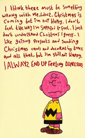 Charlie Brown Christmas Quotes Quotesgram