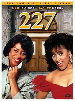 ... 227, though Marla Gibbs had a higher sass quotient on the Jeffersons