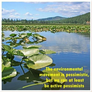 ... pessimistic but we can at least be active pessimists environment quote