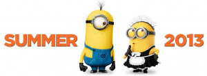 Despicable Me Minions Saying What Image courtesy Despicable Me