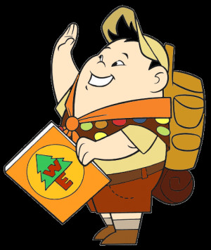 Russell the Wilderness Explorer Up17Gif 479570