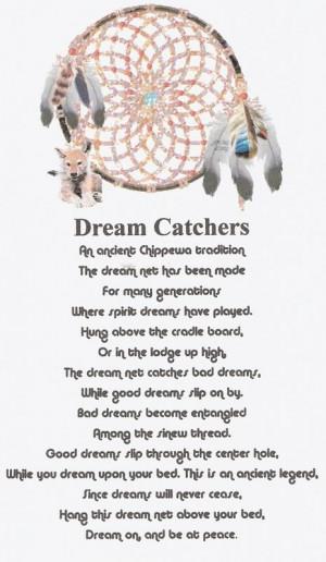 LEGEND OF THE DREAM CATCHER